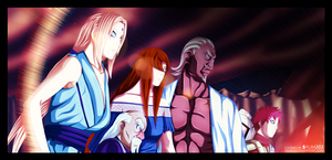 The 5 kages - ch 649 by salim202