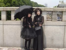 Gothic Lol by NocturnalHouse