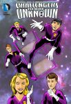 Mike Allred's Challengers of the Unknown by strawmancomics