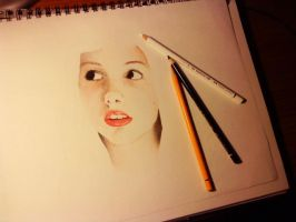WIP1 Hannah murray by andrea-gatos
