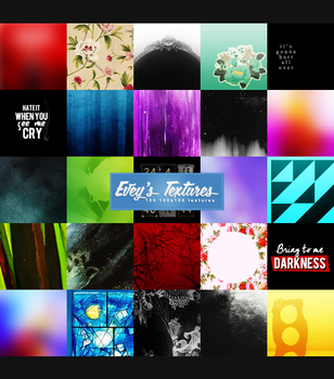 #10 Icon Textures pack - What's in the box? by Evey-V