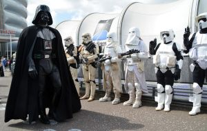 UK Garrison on Parade at the NSC 2014 (6) by masimage