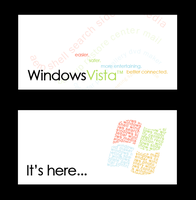 Vista Ad by acktacky