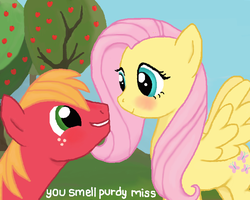 You Smell Purdy Miss by TheCat101