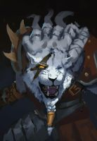 Rengar by XY-axis