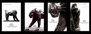 EXIBITION POSTERS by thedoberman