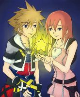 Sora n Kairi - Kairkazu by SxK-Fan-Club