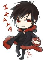 DRRR!! - Chibi Izaya by pianopear12