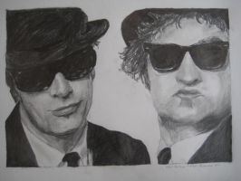 Blues Brothers by liberace7891