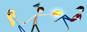 DANNY ANGERED by 11IceDragon11