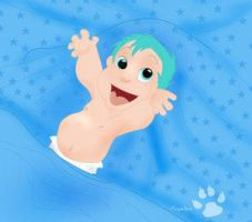 Baby Teddy by MrsPadfoot12 by HogwartsArt