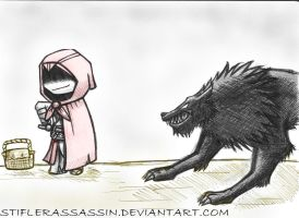 Little Red Riding Altair by StiflerAssassin