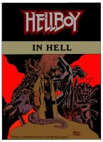 Hellboy In Hell by EttoBascianoWorks