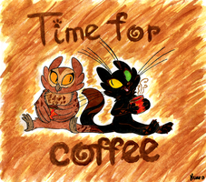 Time for coffee! by SRZ-Nuaro