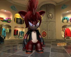 Scar in modnation racers by GamistTH