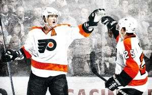 Chris Pronger Wallpaper by XxBMW85xX