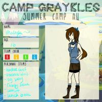 Camp Graybles: Melody by 66an
