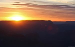 Grand Canyon sunset by andyesch