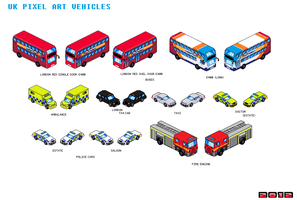 Base Vehicles for UK Part 1 by Luckymarine577