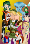 Link is Pimpin' by sokka-chan