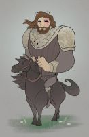 The Hound by oceancradled