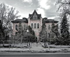 Historic House in Boulder by mudyfrog