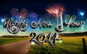 New year 2014 by samantha800