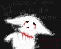 lonliness remake by psychicEspeon