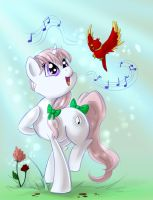 Sing me a song by Pimander1446
