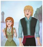 Frozen - Surprise by Loony-Lucy
