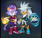 B and S in sonic boom by D-Winter