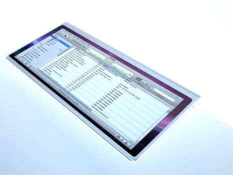 Apple Multi-touch Keyboard 2 by carmo92
