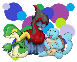 'The Gang's All Here!' by Dianamond
