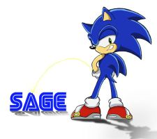 Sonic Pees by CPC