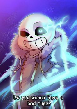 .:Do you wanna have a bad time?:. by yoneyu