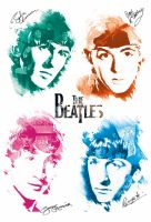 THE BEATLES by alecsultimate