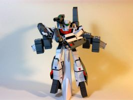 VF-1S Strike Valkyrie Papercraft by airasumi