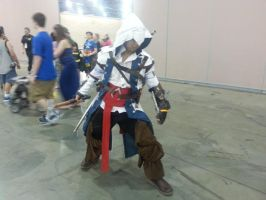 Cosplay Connor Kenway by Paladin0