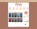 Milloh Theme Wordpress Site by noahz