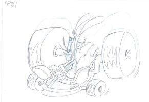 Tag for deviant kart collab by DarylT