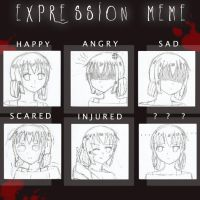 RD: Expression meme by prettyangel93