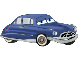 Doc Hudson by Smiley1starrs