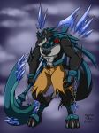 Fengridd colored by Anubis2Pabon288