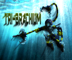 TRI-BRACHUIM by drago-flame