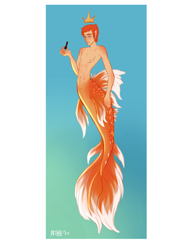 Ron MerMay by l-lostboy