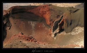 Red Crater II by Crooty