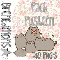 Pack Pusheen by BegaEditions