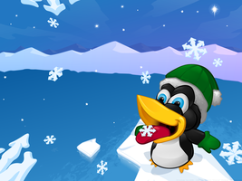 Christmas Tux 2006 by Klowner