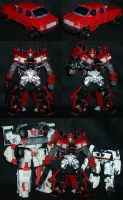 ROTF G1 Ironhide by Solrac333