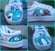 Ghostmen Customs by ChumpShoes